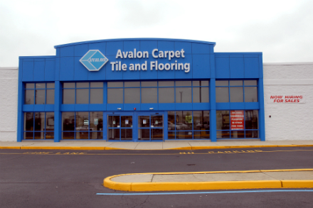 1420 Almonesson Rd Avalon Carpet Tile and Flooring building front