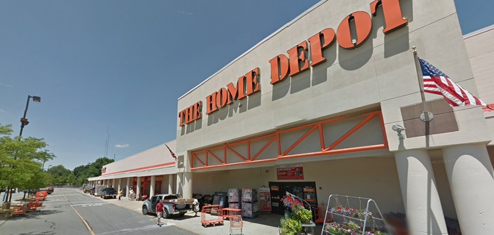 6000 Baltimore National Pike Home Depot building front