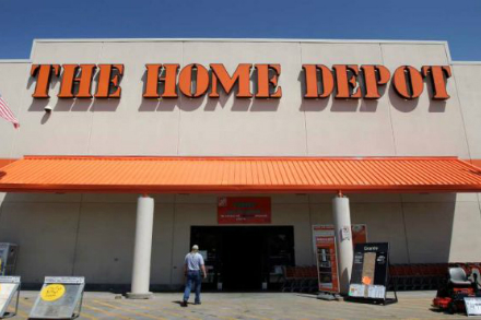 68 Thompson Sq home depot building