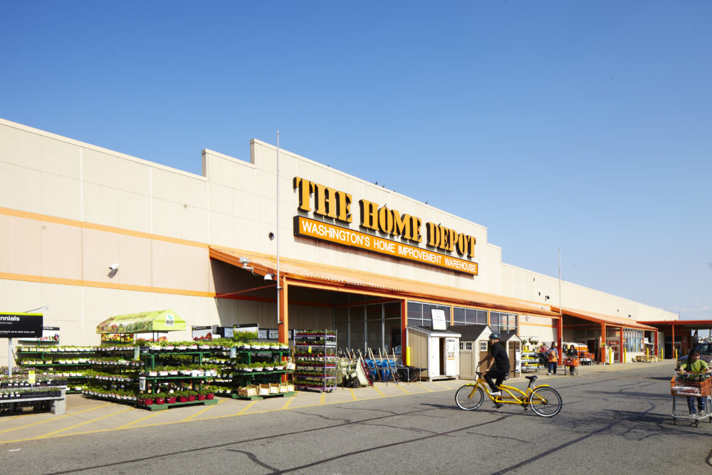 Parkway Crossing Home Depot