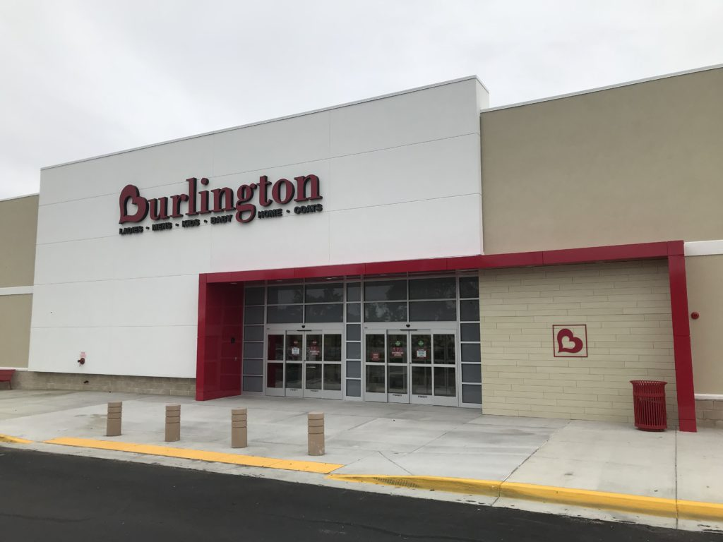 Burlington Opens 42 804 Sf Store In Bowie Md Mcb Real